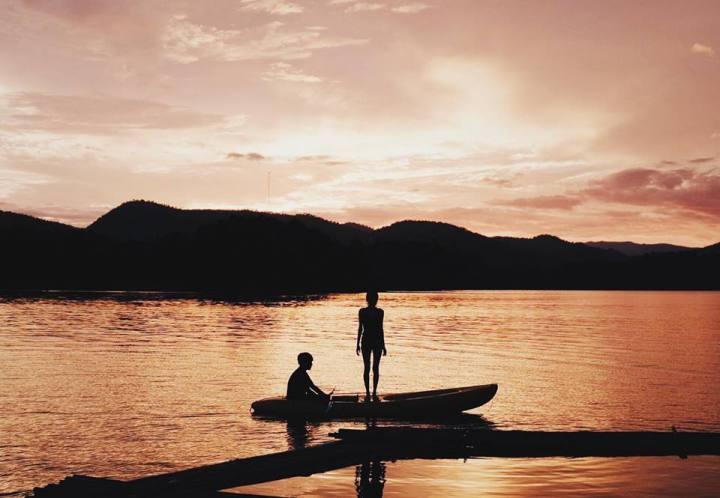 (รีวิวกาญฯ) | Sweet Home floating house : โฮมสเตย์แห่งความสงบ
