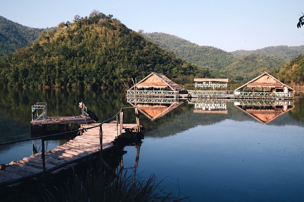 (รีวิวสุพรรณฯ) | อ่างเก็บน้ำหุบเขาวง...ปางอุ๋งแห่งเมืองสุพรรณบุรี