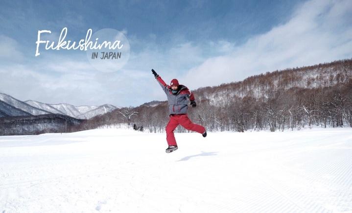 (รีวิวญี่ปุ่น) | FUKUSHIMA in JAPAN : ในวันที่ได้สัมผัสหิมะครั้งแรก
