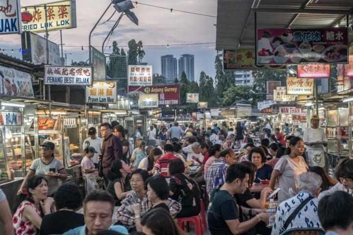 ตลาด Night Market01