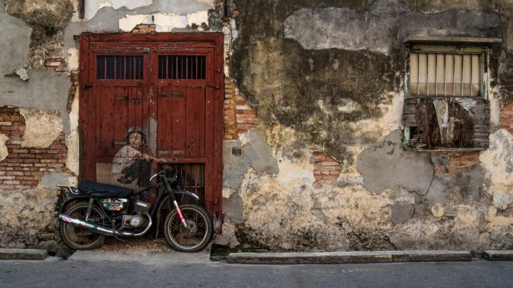 ถ่ายรูปเล่นที่ Street Art 01