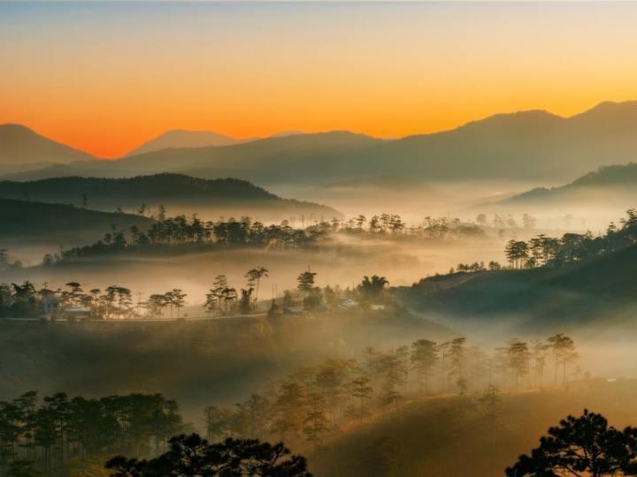 ทัวร์ภูเขา Langbiang และจุดเช็คอินเมืองดาลัด 1
