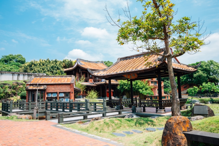 Lin An Tai Historical House Museum